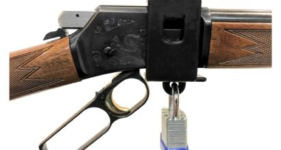 RLL332 Marlin and Browning Lever Action Rifle Lock-Out System
